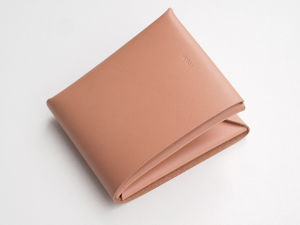 【irose】SEAMLESS SHORT WALLET 二つ折り財布 NUDE