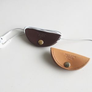 Leather EarPhone Case