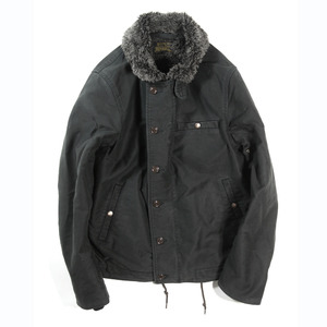 N-1 TYPE JACKET BLACK