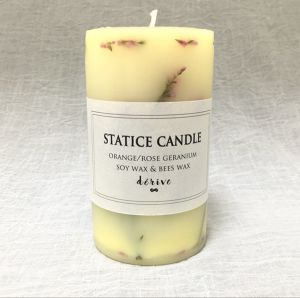 statice candle