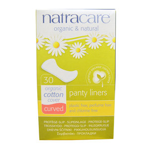 NATRACARE*Curvedライナー30枚入