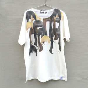 Maison book girl Tshirt _mbg010