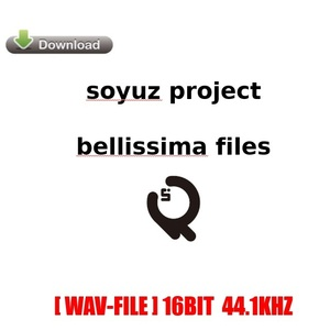 bellissima files (DATA MASTER wav-File / size 870MB)