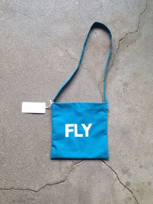VOIRY STORE / SCALE BAG-FLY ターコイズ