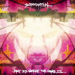 [new release] substantial / ART IS WHERE THE HOME IS... [digi pack]