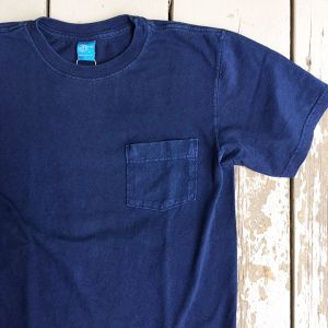 "Good On ""Indigo Pocket S/S Tee"""
