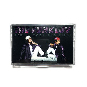 『THE FUNKLUV』TAPE