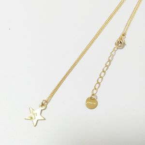 petit star necklace