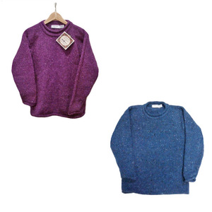RATHLIN KNITWEAR CREW NECK KNIT