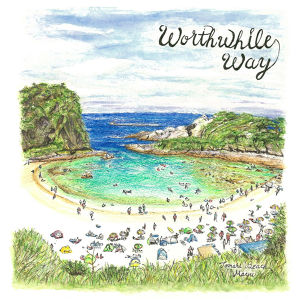 worthwhile way / braves w/momiji 7""