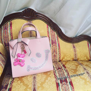 Ribbon Square Bag(Nico・L)