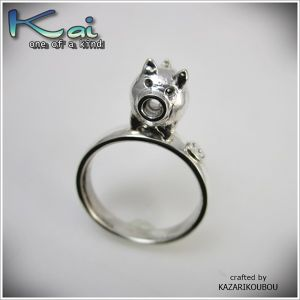 BUTAKATORI Ring