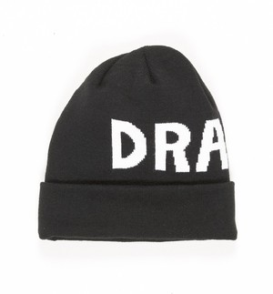 [ by Parra ] Knitted beanie drama