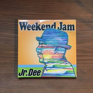 "Jr.Dee ""Weekend Jam"" CD"