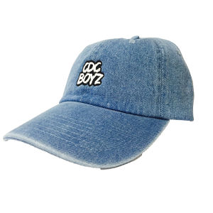 【CDCBOYZ  6Panel cap denim】