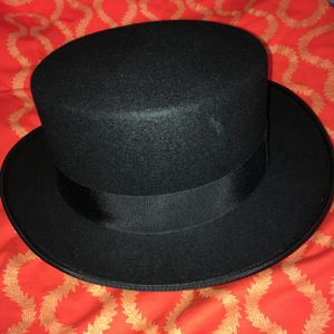 Worlds End John-Bull Hat Black
