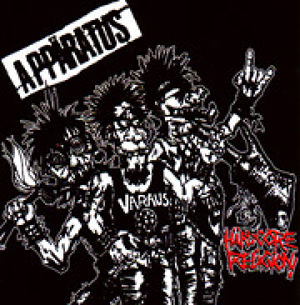 APPARATUS - HARDCORE RELIGION   CD