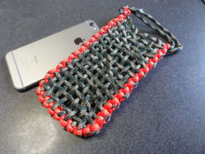 paracord iPhone case ( iPhone6S) スマートフォンケース