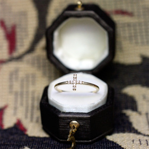 CROSS Shaped ring