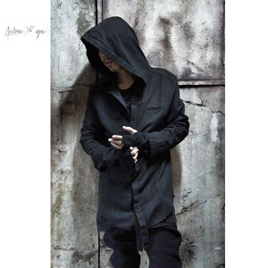 ANDREA YA'AQOV Long Shirts With Hoodie