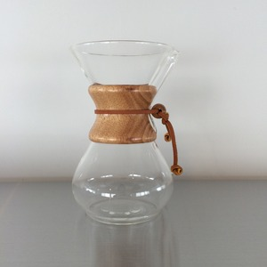 CHEMEX 6cup coffee maker