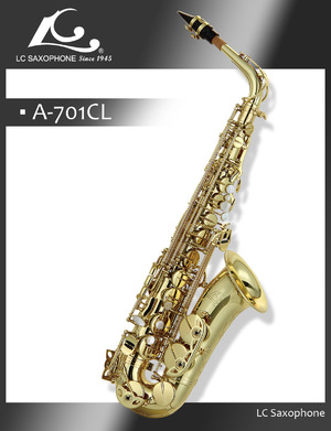 LC SAX A-701CL アルトサックス