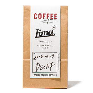 DECAF / SwissWater Decaf Colombia Special