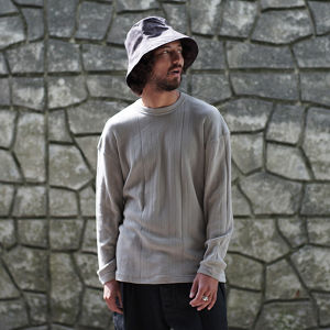 BROAD KNIT LONG SLEEVE