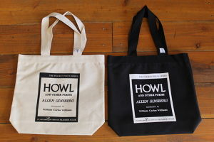 CITY LIGHTS BOOK STORE / HOWL TOTE BAG