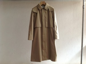 "MY""VENTIE COAT BEIGE"""