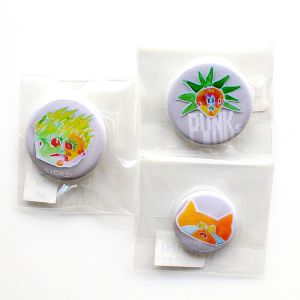 Tai Ogawa / Badges