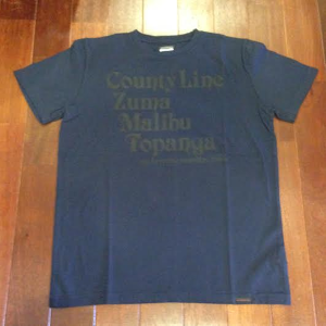 "SUNNY SPORTS/サニースポーツ | 【SALE!!! 30%OFF】 "" CZMT "" Tee - dk.navy"