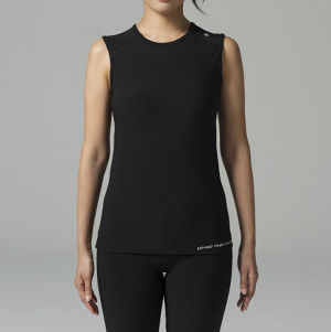 Active No Sleeve Womens Top
