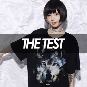 THE TEST - T-SHIRTS(LUPUS)