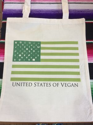 トートバッグ(小) UNITED STATES OF VEGAN