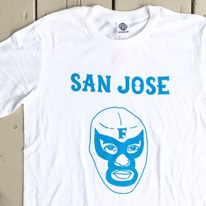 "HOT FUDGE ""MR SAN JOSE"" S/S Tee"