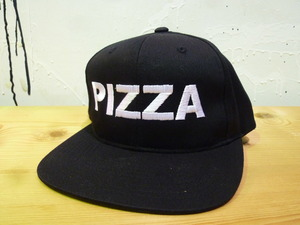 PIZZA - LOGO SNAPBACK CAPS