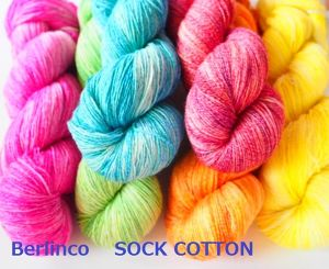 Berlinco / Sock Cotton