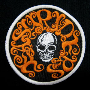 Easyriders Circle logo patch, A12484