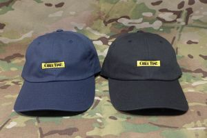 CHILL TIME 6 PANEL cap