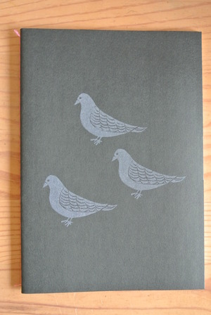 notebook (dove)