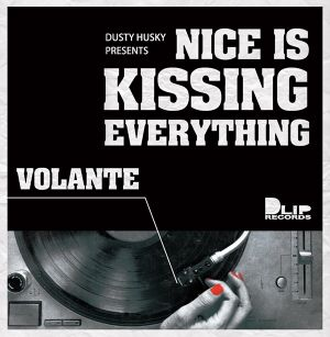 [MIX CD] DUSTY HUSKY / NICE IS KISSING EVERYTHING -VOLANTE-