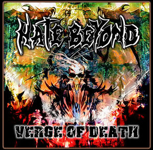 HATE BEYOND『VERGE OF DEATH』CD