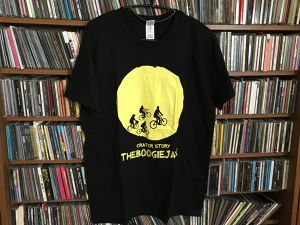 【SALE】THE BOOGIE JACK 「クレーターストーリー」Tシャツ
