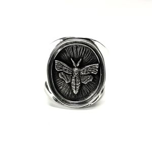 inoutdesign/Moth Ring