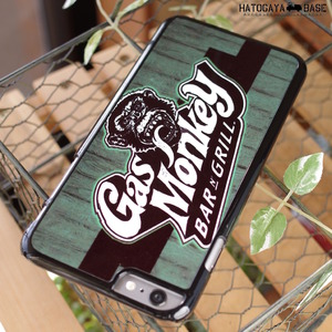 iPhone6Plus / iPhone6s Plusケース [I6PGMB01] GAS MONKEY BAR & GRILL