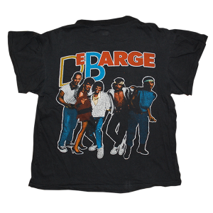 """DeBarge & Luther Vandross"" Vintage Tee Used"