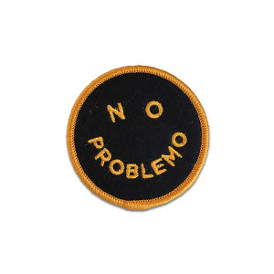 "BEHOLDER ""No Prob"" patch"