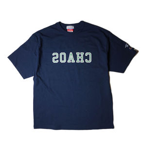 "ANRIVALED by UNRIVALED ""CHAOS-T"" NAVY"