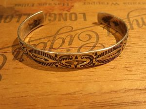 20's NAVAJO Bangle